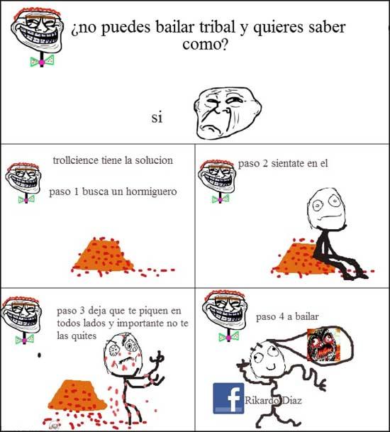 memes de baile23