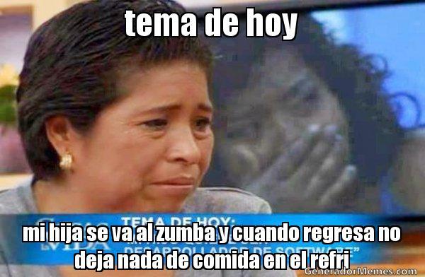 memes de zumba13
