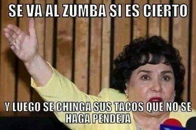 memes de zumba23