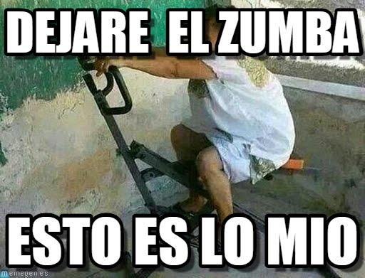 memes de zumba31