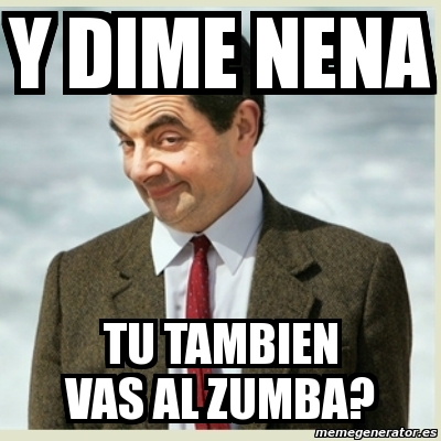 memes de zumba35