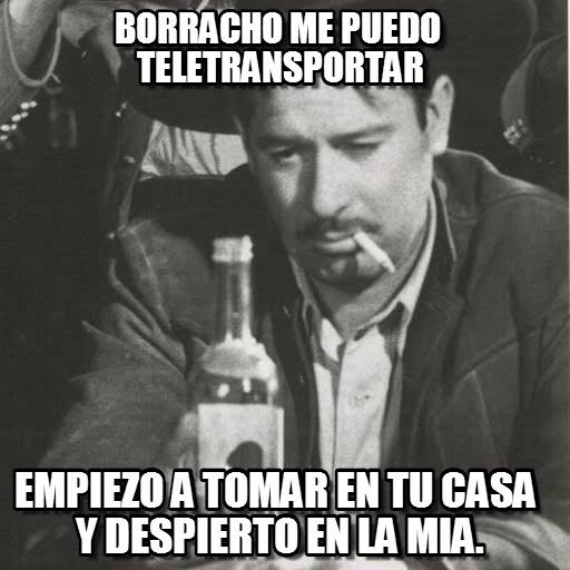 memes de amigos borrachos - graciosa