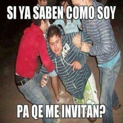 memes de amigos borrachos - ya saben como soy