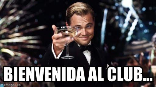 memes de bienvenida al grupo - bienvenida al club