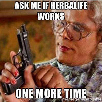 memes de herbalife - ask me