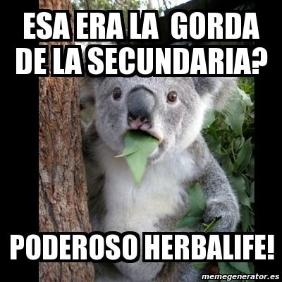 memes de herbalife - kohala