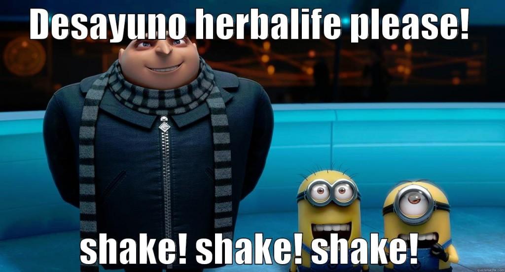 memes de herbalife - mi villano favorito