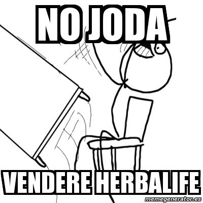 memes de herbalife - no jodas