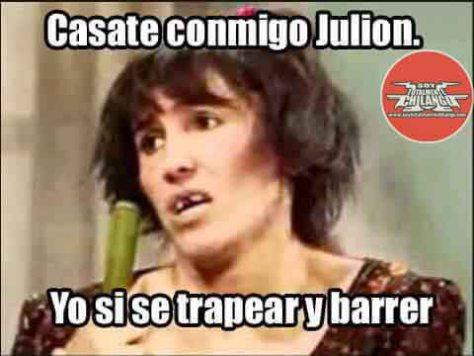 memes de julion - casate conmifo