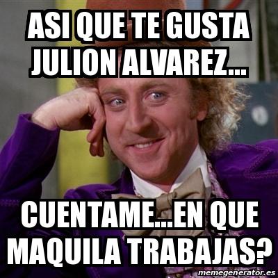 memes de julion - chalie