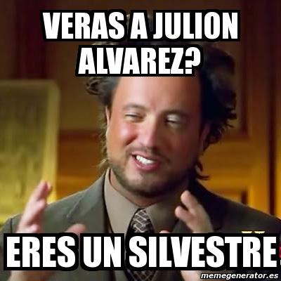 memes de julion - si veras a julion