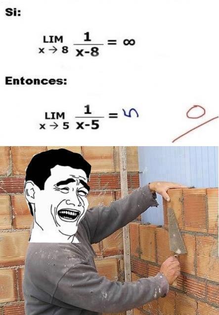 memes de matematicas - fail
