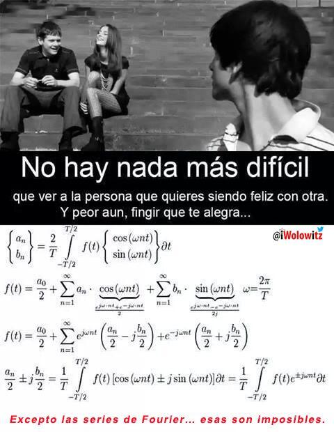 memes de matematicas - nada mas dificil