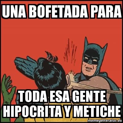 memes de metiches - batman y robin