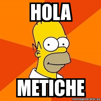 memes de metiches - hola metiche