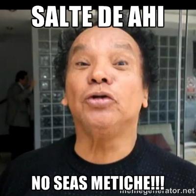 memes de metiches - salten de ahi
