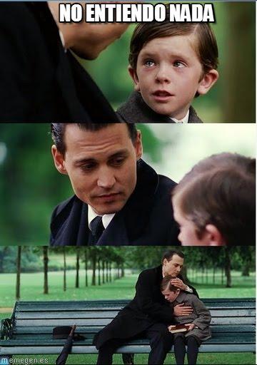 memes de no entiendo - tira graciosa