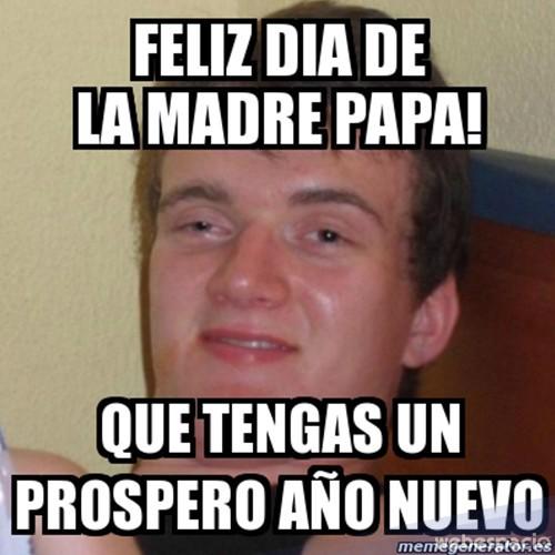 memes del dia del padre - mensaje gracioso de felicitacion