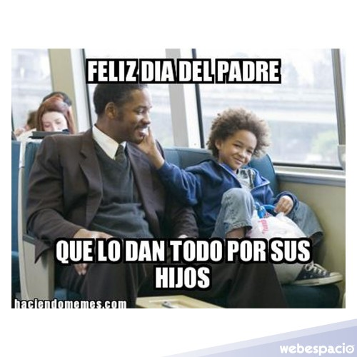 memes del dia del padre - para los buenos padres
