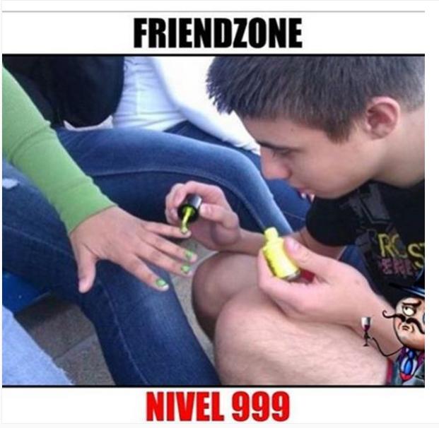 nuevas imagenes y memes chistosos - friendzone