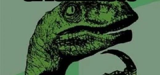 memes de abogados - dinosaurio chiste