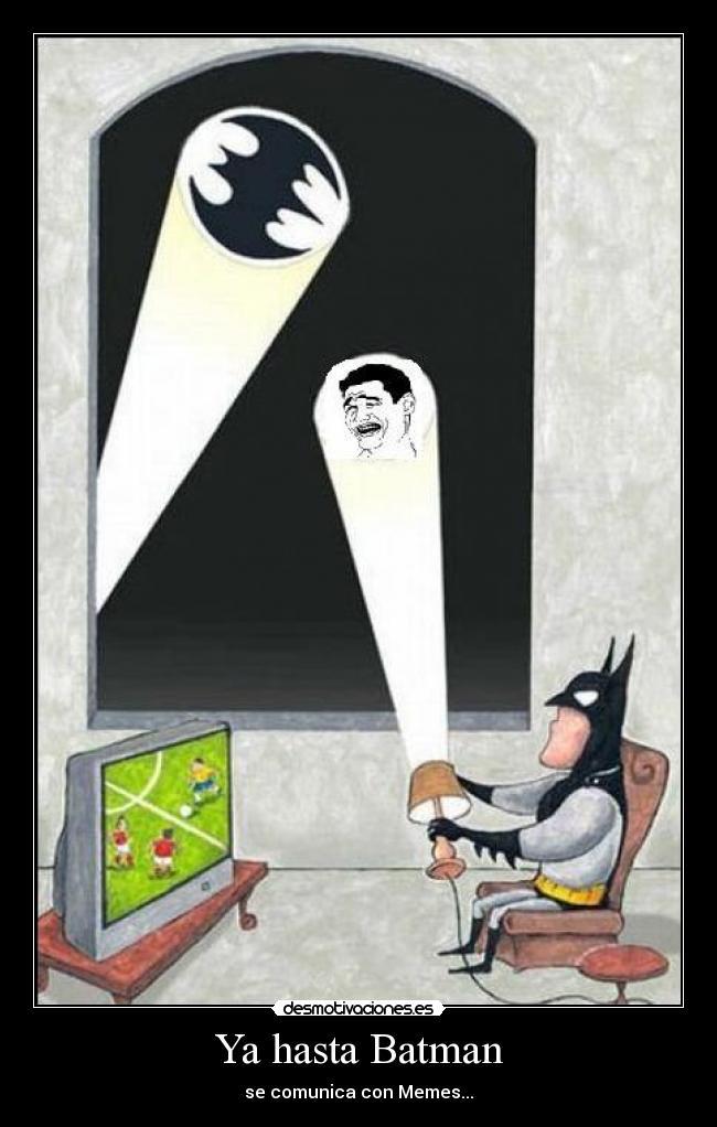 memes de batman - batman troleando