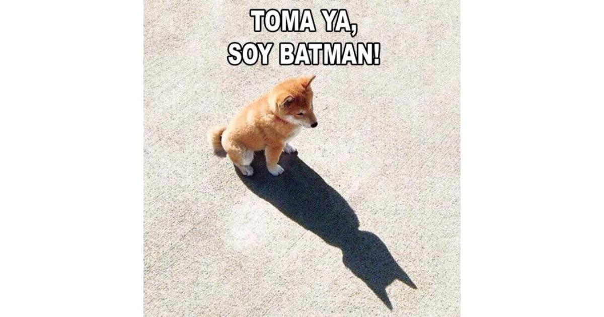 memes de batman - ya soy batman