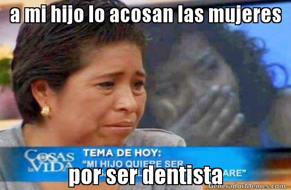 memes de dentistas - laura