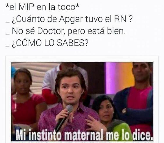 memes de doctores - chiste