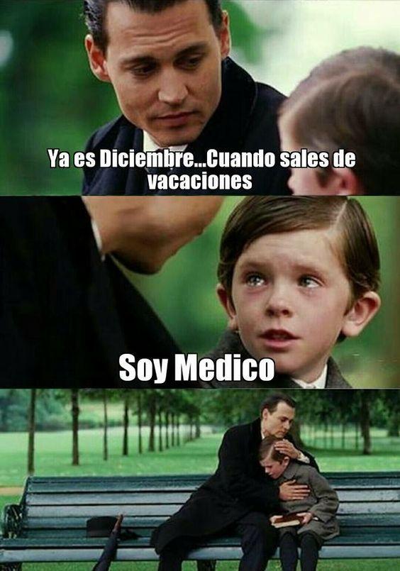 memes de doctores - en diciembre