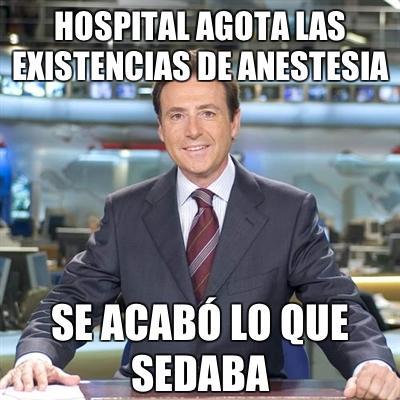 memes de doctores - hospital