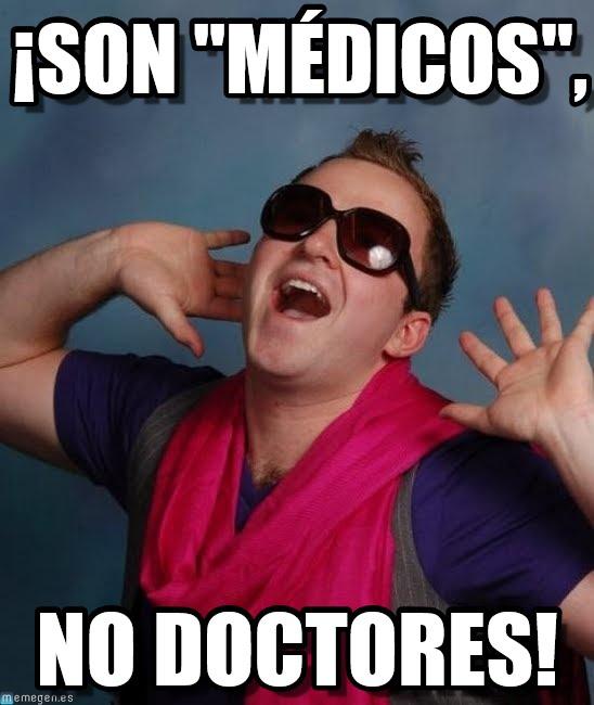 memes de doctores - sonmedicos