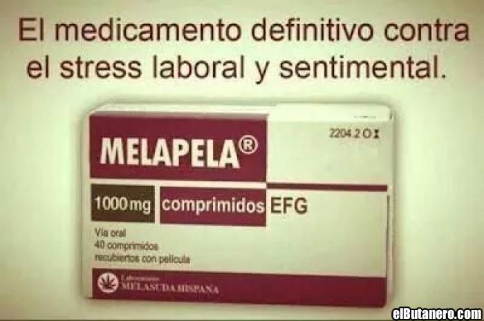 memes de estres - medicamento para el stress
