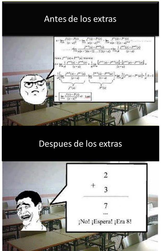 memes de ingenieros - examenes