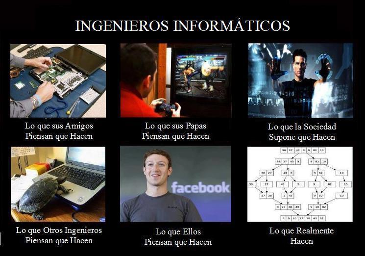 memes de ingenieros - informaticos