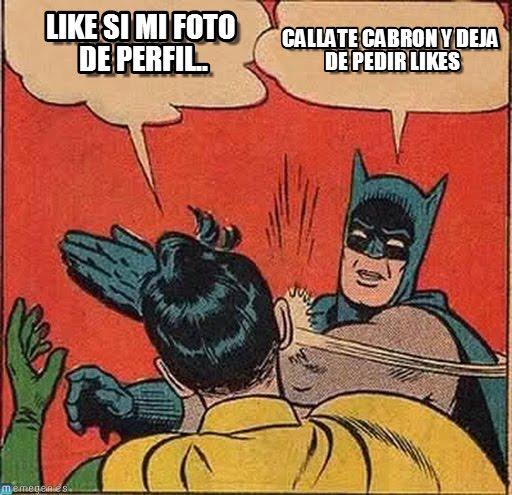 memes de likes - batman y robin