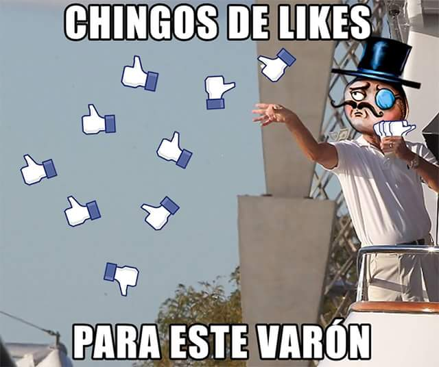 memes de likes - likes troll