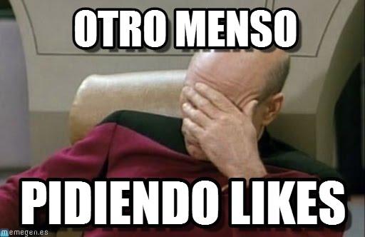 memes de likes - pidiendo likes
