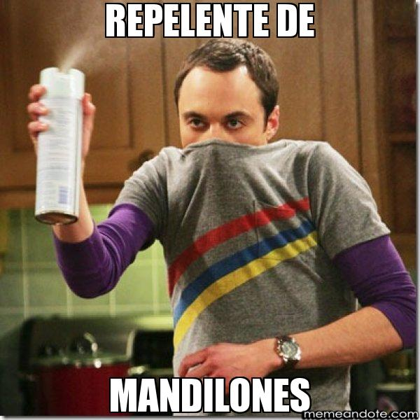 memes de mandilones - shelton