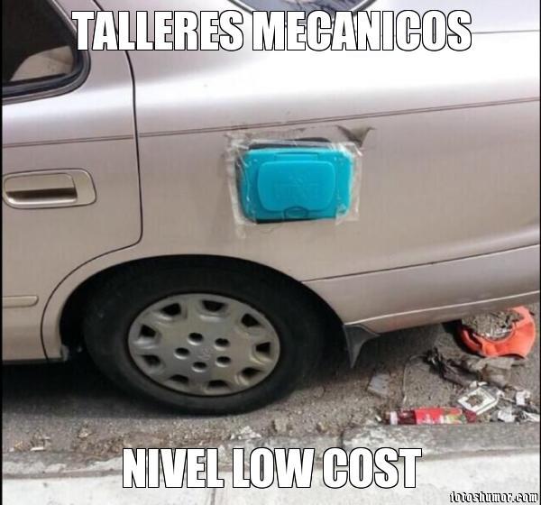 memes de mecanicos - talleres