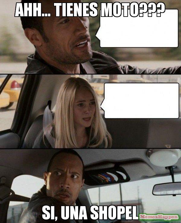 memes de motos - ah tienes moto