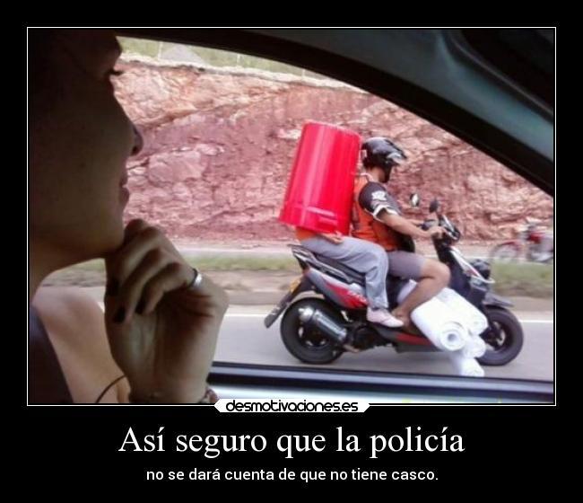 memes de motos - casco