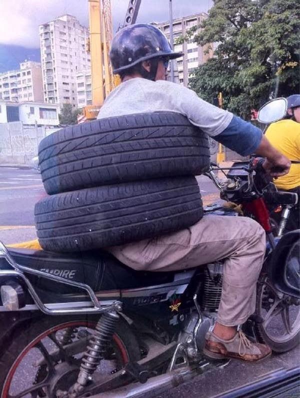 memes de motos - graciosa