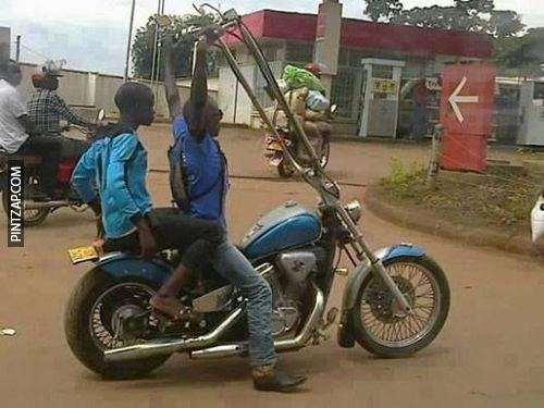 memes de motos - loco