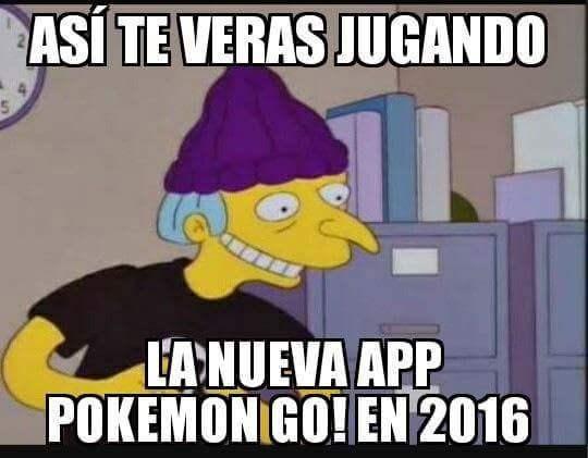 memes de pokemon go - asi te veras