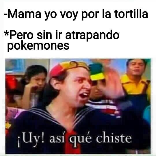 memes de pokemon go - atrapando pokemones
