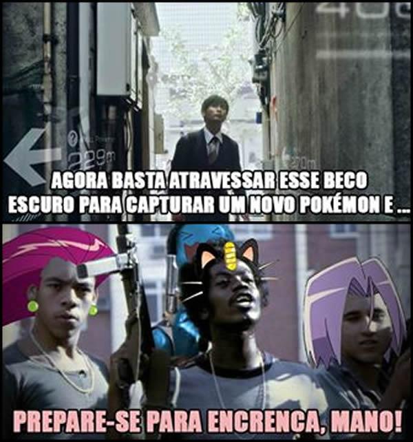 memes de pokemon go - buscando pokemones