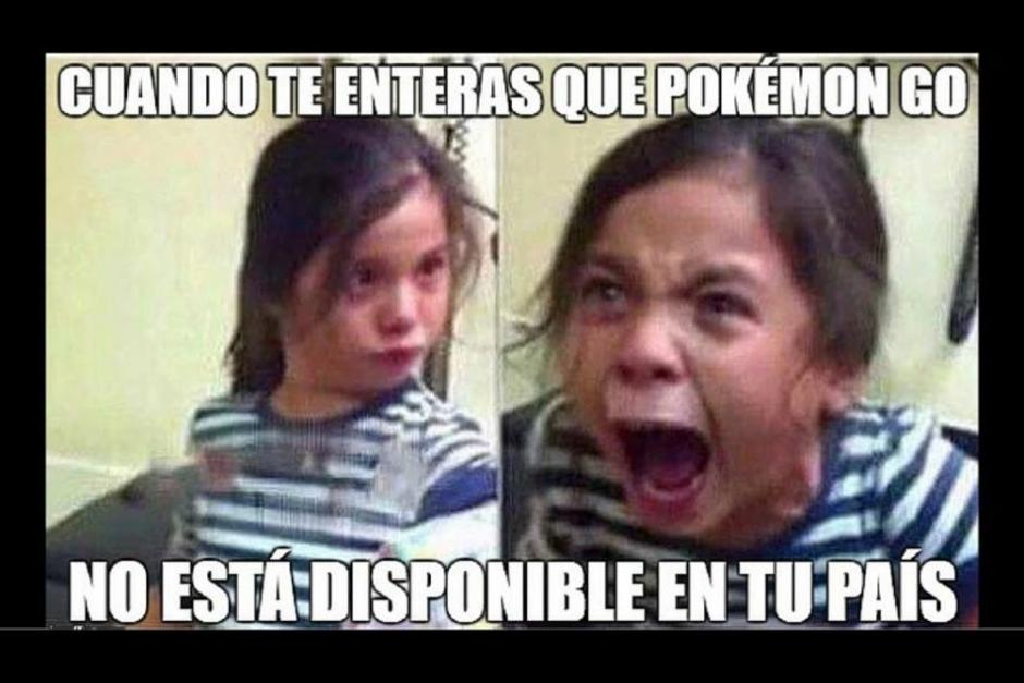 memes de pokemon go - cuando te enteras