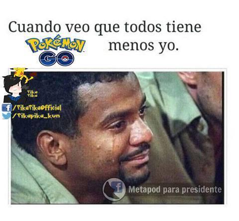 memes de pokemon go - cuando veo