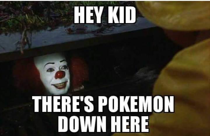 memes de pokemon go - hey kid